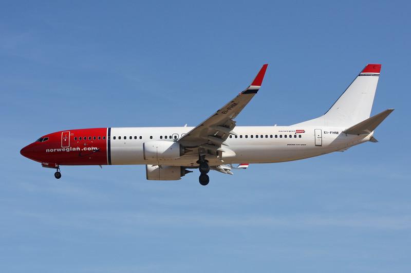 EI-FHM Boeing 737-8JP c/n 42070 Las Palmas/GCLP/LPA 03-02-16