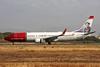 "LN-NGG Boeing 737-8JP c/n 39018 Palma/LEPA/PMI 13-06-16 ""Gunnar Sonsteby"""