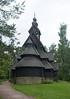Folk Museum in Oslo - Stave Church