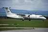 "LN-WFA de Havilland Canada DHC-8-311A ""Wideroe"" c/n 342 Glasgow/EGPF/GLA 02-06-96 (35mm slide)"
