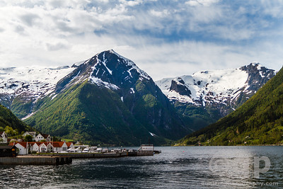 FJORDS AND MOUNTAINS