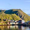 Sunrise in Kamøyvær