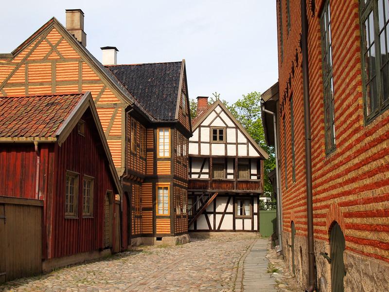 Norsk Folkemuseum in Oslo