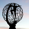 The North Cape 71°10′21″N