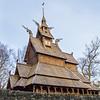 Fantoft Stave Church - Bergen