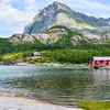 Cabins of Rødøy