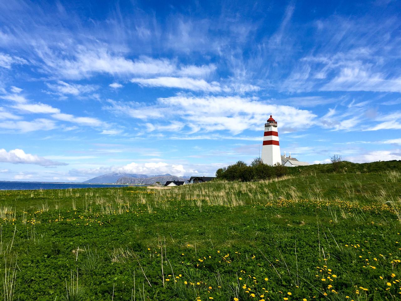 Alnes Lighthouse