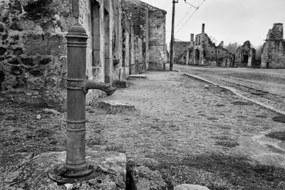 Oradour well pump