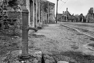 Oradour well pump