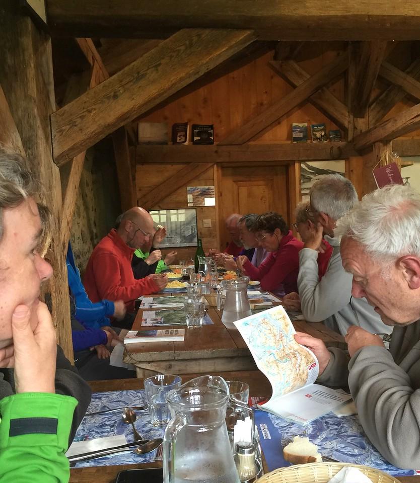 Chésery Refuge,Switzerland