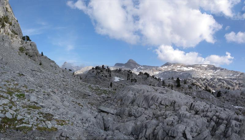 Col d'Anaye (2011 metres).
