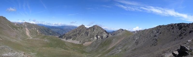 Col d'Eyne Panorama 2