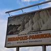Entering Pamukkale