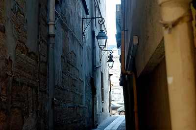 The narrowest street in Paris