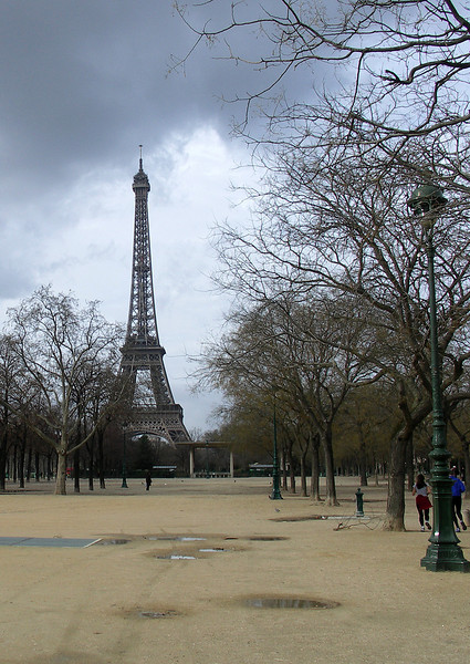 Paris February 2007
