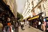 Rue de Steinkerque - leading to Sacre-Coeur.