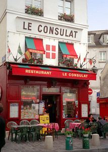 Montmartre Restaurant, Paris