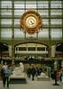 Interior of The D'orsay Art Museum, Paris