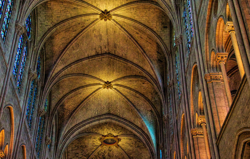 Notre Dame Grunge