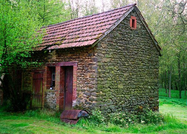 Stone Cabin, Loire Valley