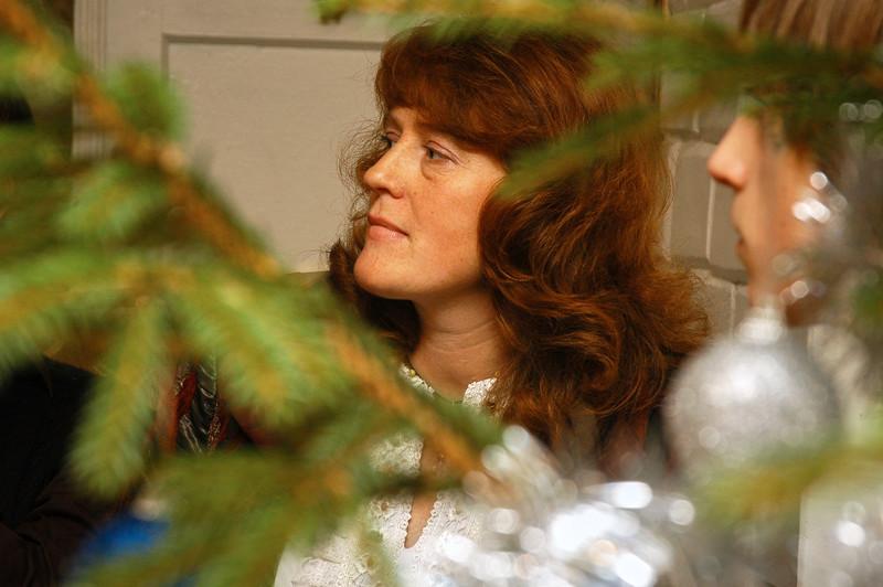 EU 240 - Belarus, Village Raduszkowicze, Christmas pastoral visit