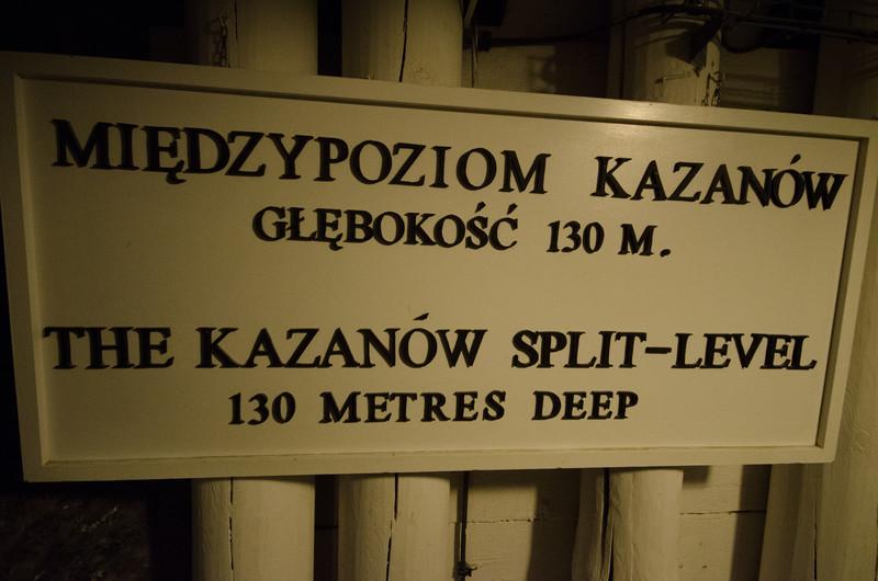 Wieliczka Salt Mine, Poland.