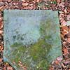 Krasnystaw field broken gravestone