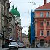 Lvov side street