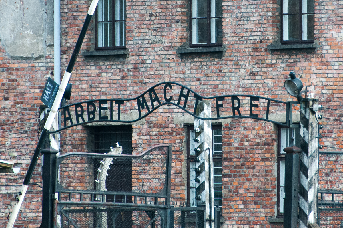 UNESCO World Heritage Site #200: Auschwitz Birkenau  German Nazi Concentration and Extermination Camp