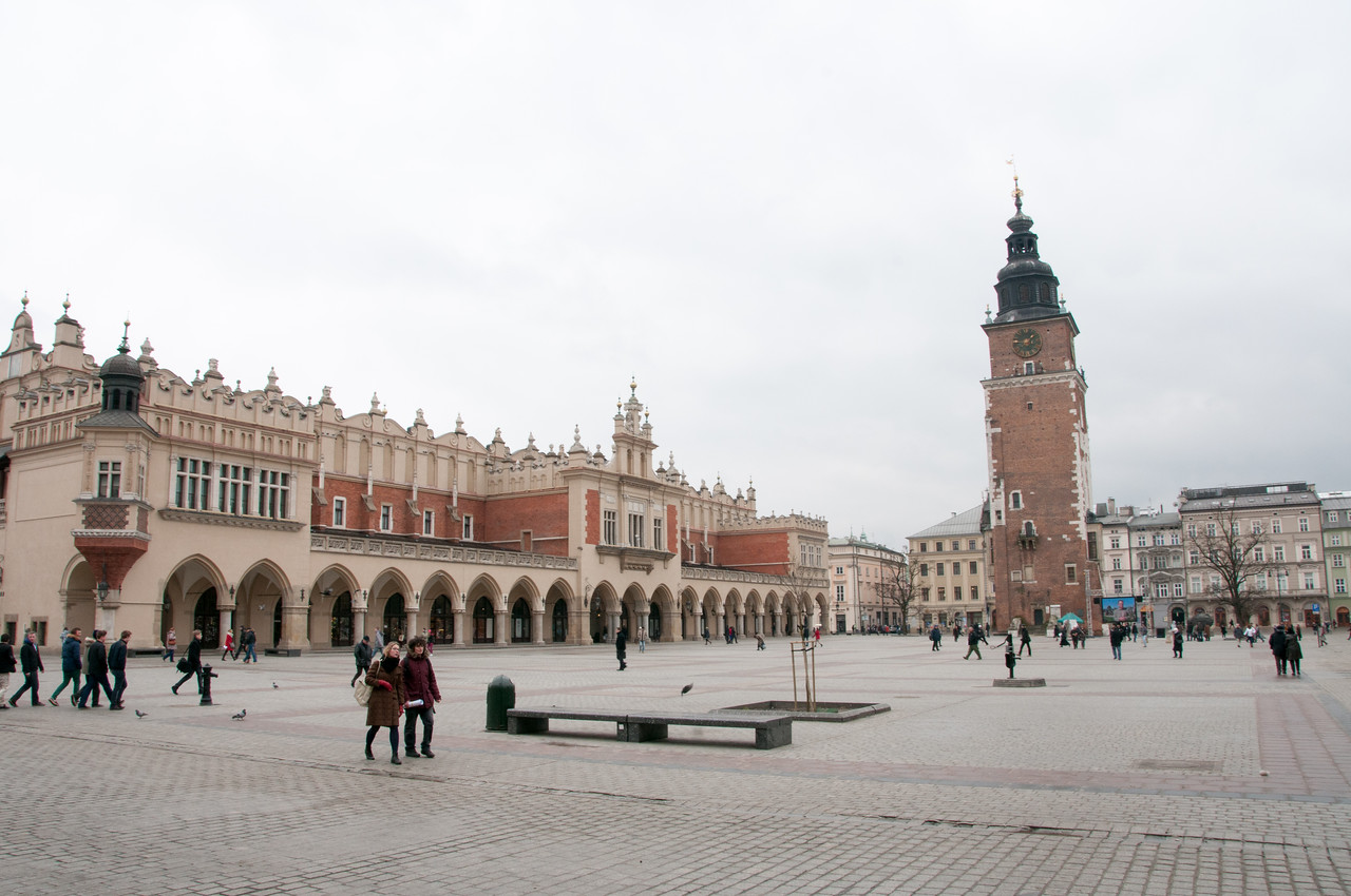 Cracow's Historic Center
