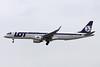 SP-LNA Embraer Emb-195-200LR c/n 19000415 Frankfurt/EDDF/FRA 14-04-13