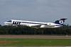 SP-LGO Embraer ERJ-145MP c/n 145560 Dusseldorf/EDDL/DUS 03-08-08
