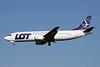 SP-LLG Boeing 737-45D c/n 28753 Brussels/EBBR/BRU 07-07-13