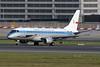 """SP-LIM Embraer Emb-175-200LR c/n 17000311 Brussels/EBBR/BRU 04-06-19 """"Retro"""""""