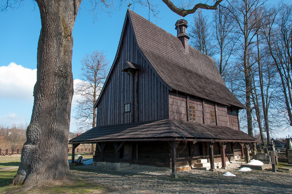 UNESCO World Heritage Site #202: Wooden Churches of Southern Little Poland
