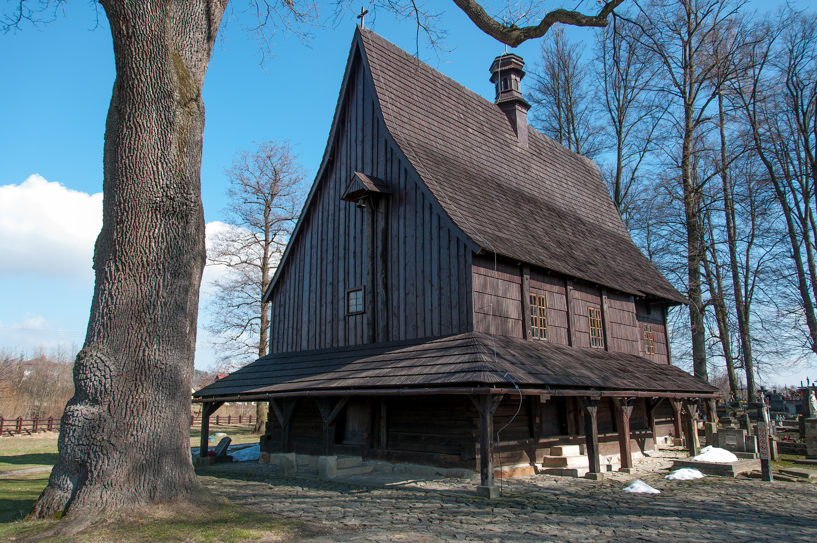 Wooden Churches of Southern Little Poland UNESCO World Heritage Site