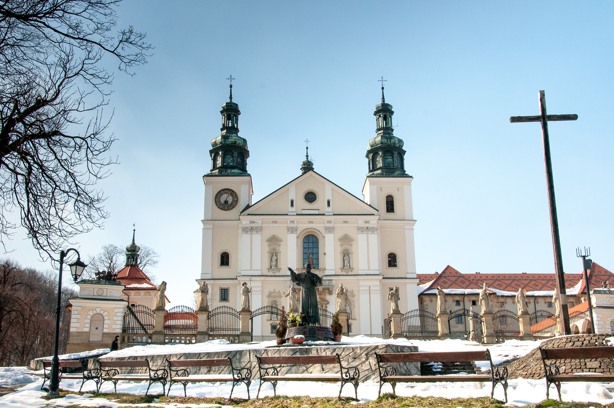 UNESCO World Heritage Site #203: Kalwaria Zebrzydowska: the Mannerist Architectural and Park Landscape Complex and Pilgrimage Park