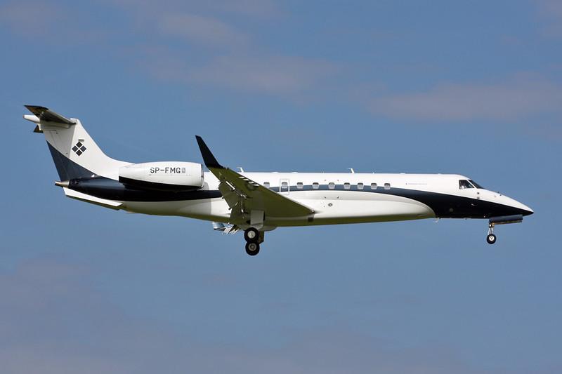 SP-FMG Embraer ERJ-135 BJ Legacy 600 c/n 14501102 Amsterdam/EHAM/AMS 21-06-14