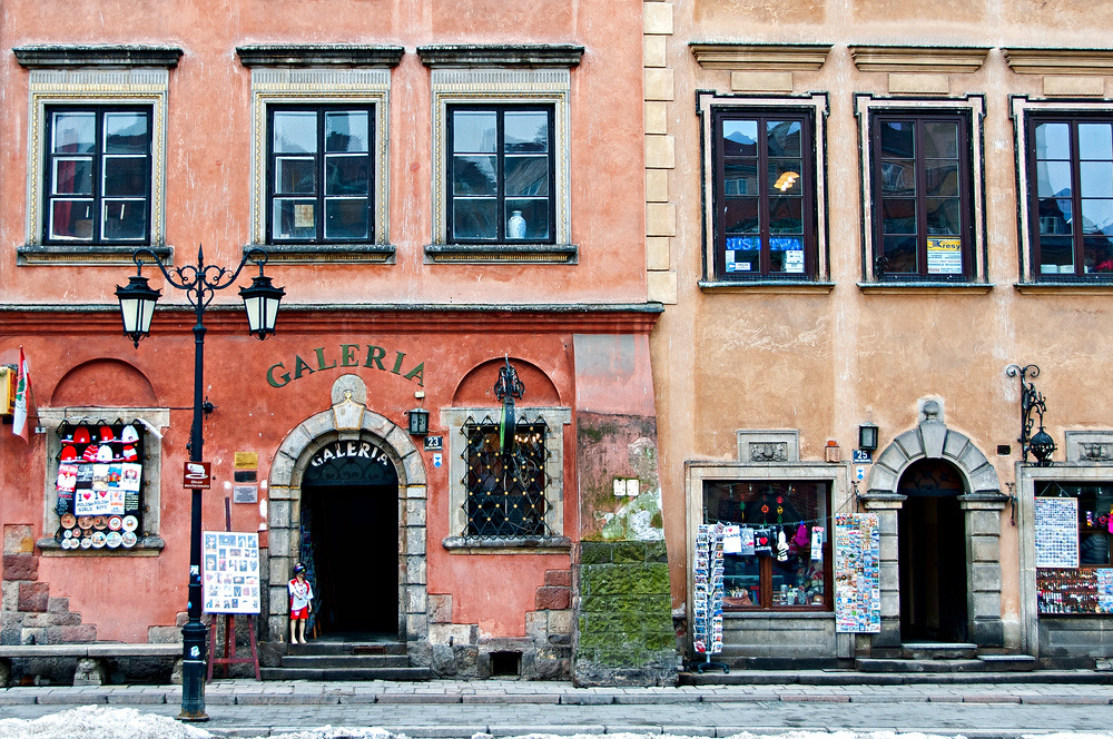 UNESCO World Heritage Site #198: Historic Centre of Warsaw