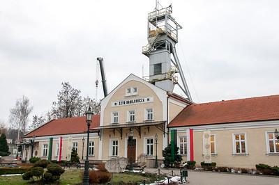 Wieliczka Salt Mine, Danilowicz Shaft, Poland