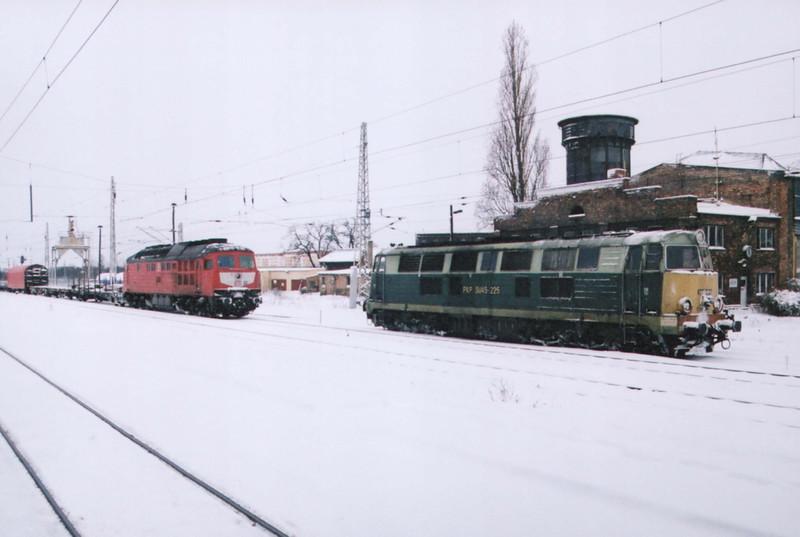 45225 at Frankfurt Oder.