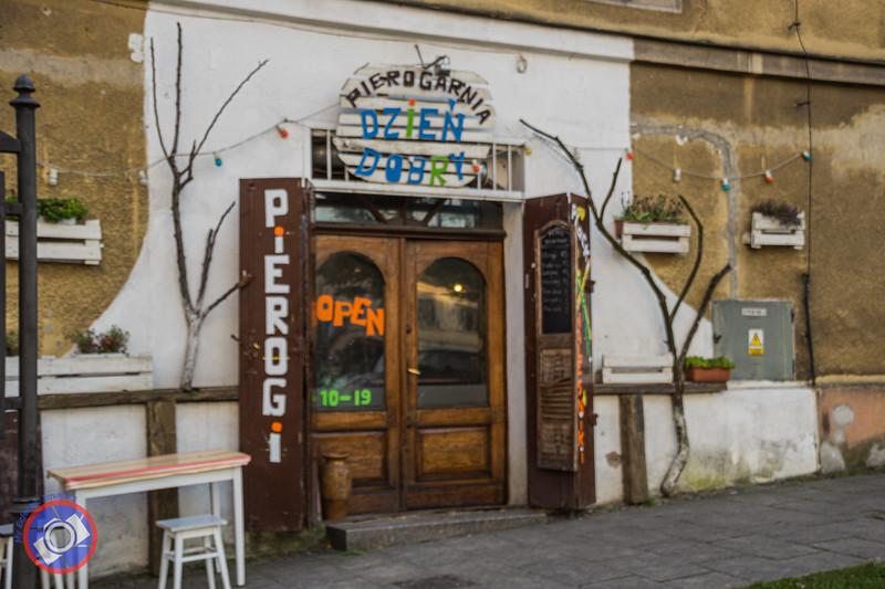 """Our """"Pierogi Hut"""" (©simon@myeclecticimages.com)"""