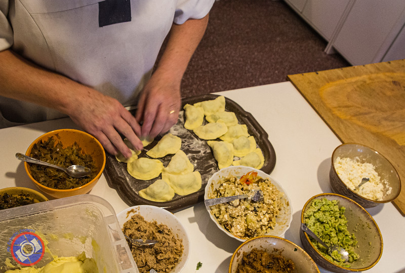 Making Pierogis by Hand (©simon@myeclecticimages.com)