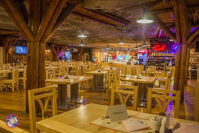 Underground Restaurant Over 400 Feet Below Land Surface