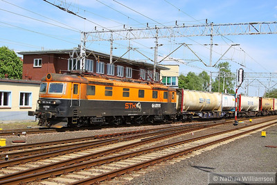 181-114 arrives into Rzepin, Poland      16/05/13