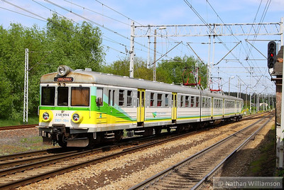 120-929 departs Rzepin, Poland      16/05/13