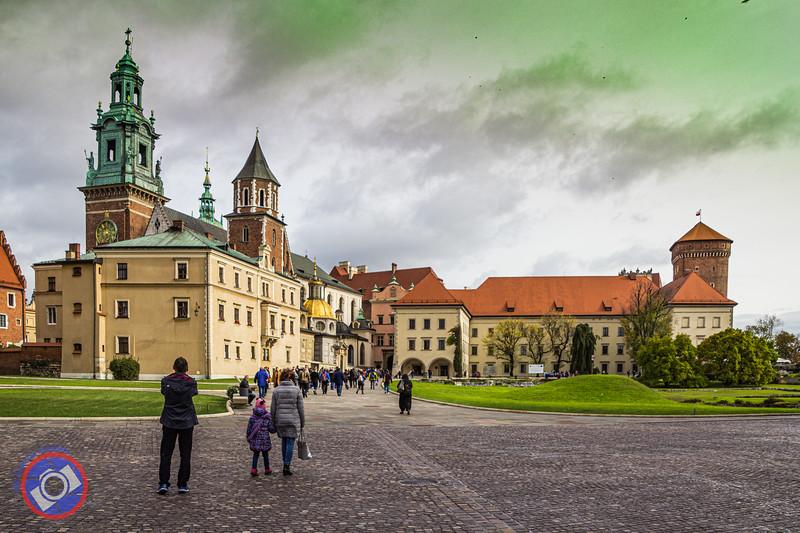 Wawel Castle Complex in Krakow (©simon@myeclecticimages.com)