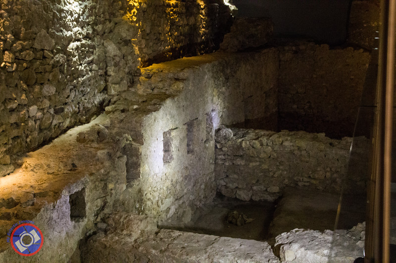 Ancient Walls on Display in the Rynek Underground Museum (©simon@myeclecticimages.com)