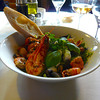 Seafood lunch in Gdansk, Poland