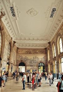 Porto - Gare de São Bento